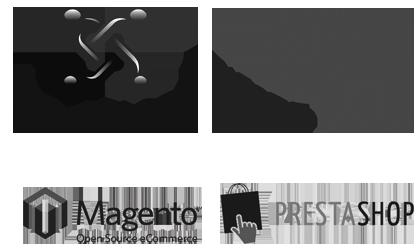 wordpress-joomla-prestashop-magento